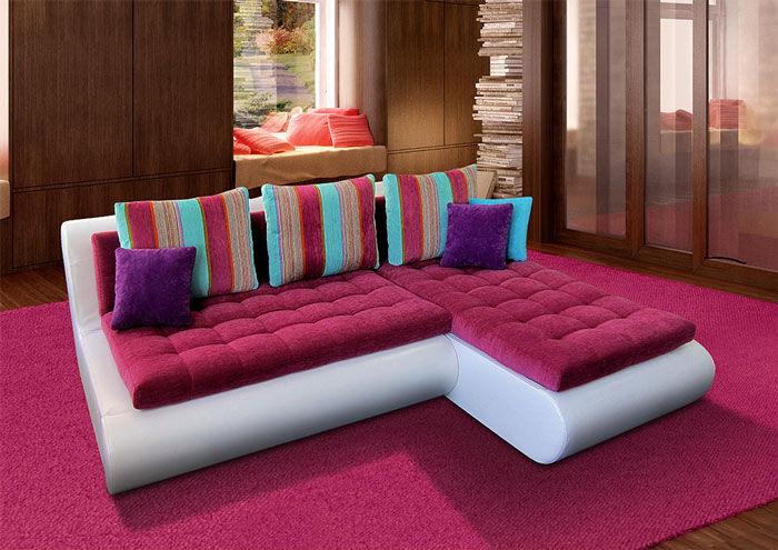 Угловой диван `Ибица`  00263